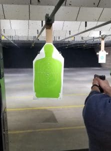 Texas License to Carry Shooting Qualification
