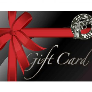 Online Texas LTC Gift Card