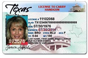 license to carry permit