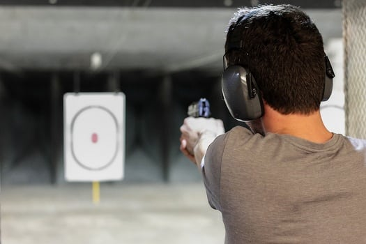 How Much Time Will It Take Me to Become Skilled at Shooting a Handgun in Texas Leander, TX