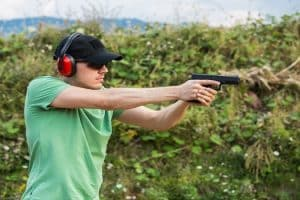 How to Shoot Your Pistol Properly in Texas Leander, TX