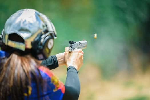 Does Texas Law Allow Me to Shoot My Handgun in a Rural Area in Texas Leander, TX