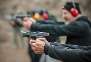 Basic Handgun Safety Rules when Shooting at a Gun Range in Texas Leander, TX
