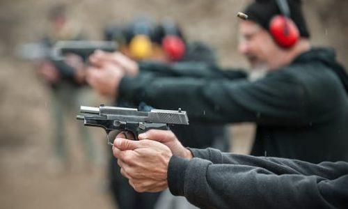 Basic Handgun Safety Rules when Shooting at a Gun Range in Texas Leander, TX