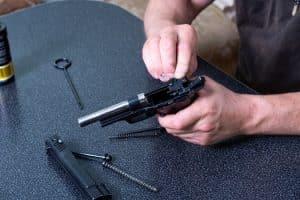 Should You Oil the Barrel of a Gun in Texas Leander, TX