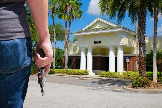 Can You Carry a Gun in a Bank in Texas Leander, TX